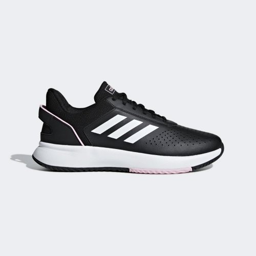 TENIS ADIDAS NEGRO-BLANCO COURTSMASH CORE