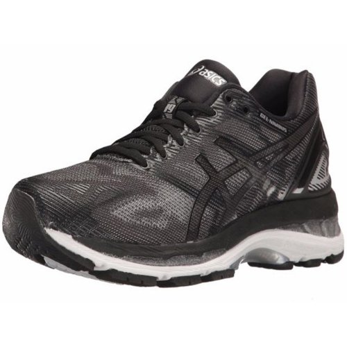 TENIS ASCIS GEL NIMBUS 19 WOMAN BLACK TALLA 6.5