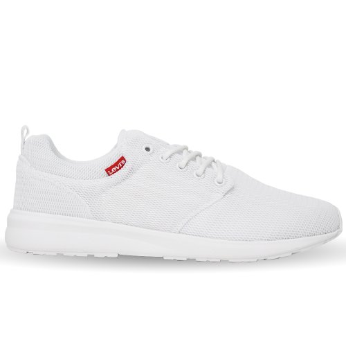 TENIS LEVIS BROADWAY INT WHITE WOMEN Talla 6.5