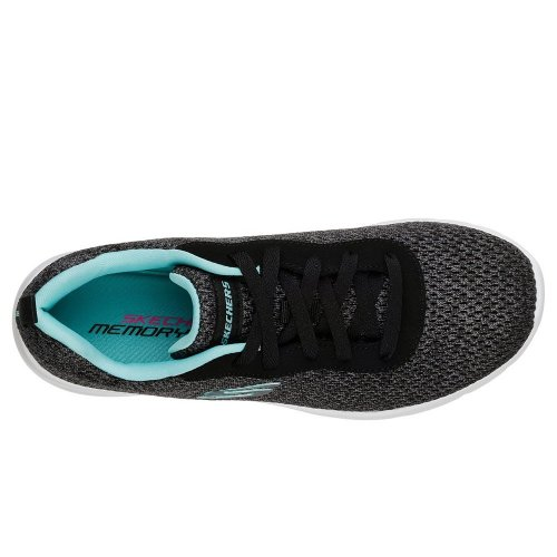 TENIS SKECHERS DYNAMIGHT 2.0 – QUICK CONCEPT BLACK TALLA 5.5