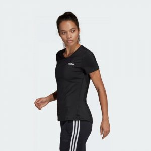 CAMISETA ADIDAS D2M SOLID TEE MUJER