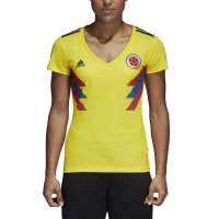 CAMISETA ADIDAS SELECCION COLOMBIA LOCAL MUJER