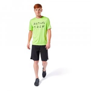 CAMISETA REEBOK  RE RUN CREW HOMBRE