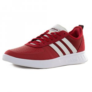 TENIS ADIDAS  COURTS 80S - GRANATE HOMBRE