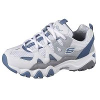 TENIS SKECHERS D'LITES 2 TOP DOWN AZUL