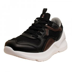 TENIS W MUJER NOVELTY BLACK