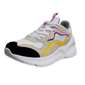 TENIS W MUJER QUSHION NOVELTY BEISH
