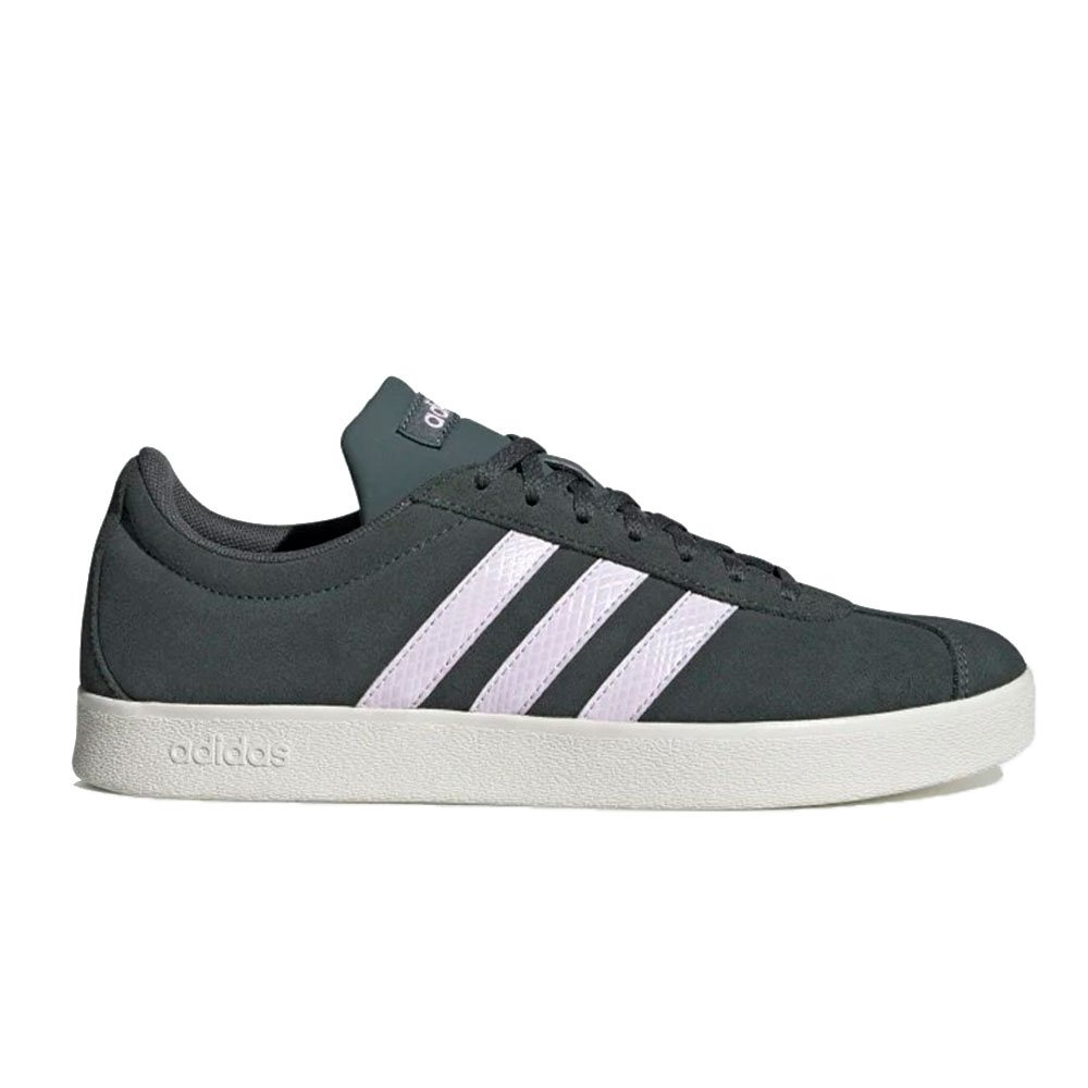 TENIS ADIDAS MUJER VL COURT 2.0 GREEN