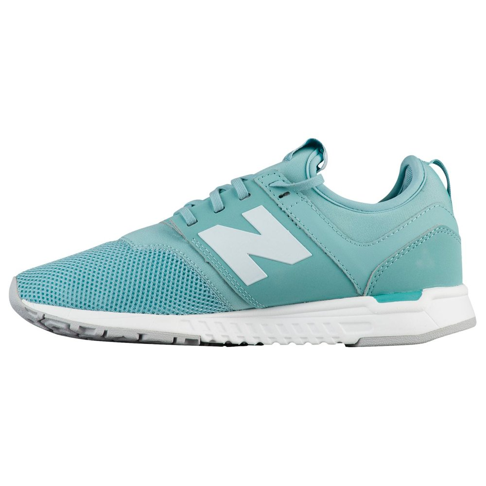 TENIS NEW BALANCE WOMEN 24/7 GREEN Talla 8