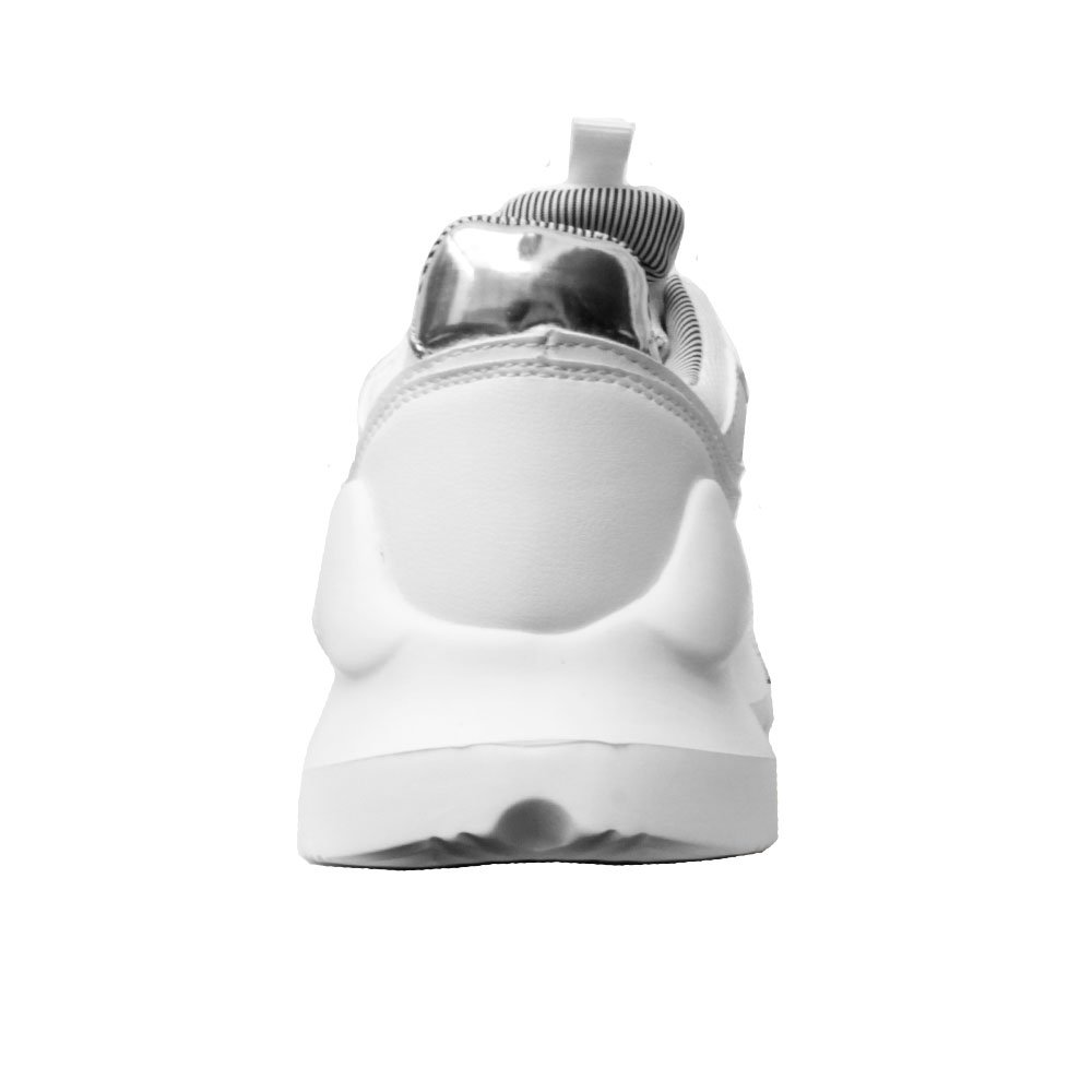 TENIS W MUJER NOVELTY WHITE