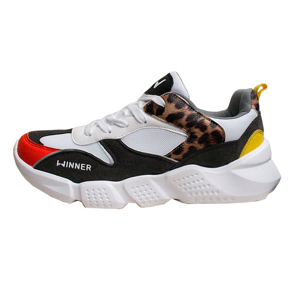 TENIS W MUJER QUSHION ONE ANIMAL PRINT TALLA 6